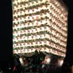 2014年高岡市の伏木曳山祭り